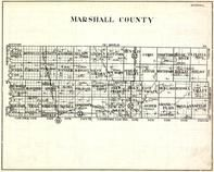 Marshall County, Eagle Point, Donnelly, Hunntley, Como, Oak Park, Vega, Comstock, Minnesota State Atlas 1930c