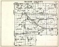 McLeod County, Coma, Hutchinson, Hale, Winsted, Lynn, Hasson Valley, Rich Valley, Minnesota State Atlas 1930c