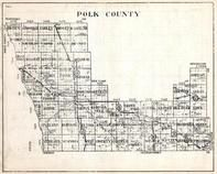 Polk County, Hubbard, Scandia, Reis, Liberty, Garfield, Garden, King, Wineland, Fisher, Lowell, Minnesota State Atlas 1930c