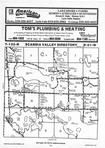 Map Image 008, Morrison County 1987 Published by Farm and Home Publishers, LTD