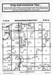 Map Image 014, Morrison County 1987 Published by Farm and Home Publishers, LTD
