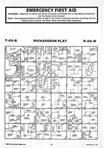 Map Image 015, Morrison County 1987 Published by Farm and Home Publishers, LTD
