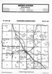 Map Image 054, Morrison County 1987 Published by Farm and Home Publishers, LTD