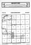 Map Image 057, Morrison County 1987 Published by Farm and Home Publishers, LTD