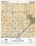 Dexter Township, Mower County 1955c