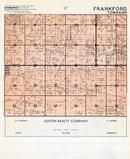 Frankford Township, Grand Meadow, Mower County 1955c