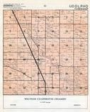 Udolpho Township, Mower County 1955c