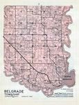 Belgrade Township, North Mankato, Nicollet County 1960c