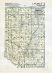 Lafayette Township, Klossner, Nicollet County 1960c