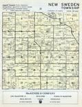New Sweden Township, Nicollet County 1960c