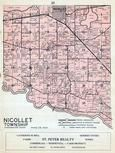 Nicollet Township, Nicollet County 1960c