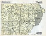 Traverse and Oshawa Townships, St. Peter, North Star, Nicollet County 1960c