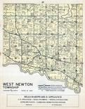 West Newton Township, St. George, Nicollet County 1960c