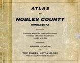 Title Page, Nobles County 1930