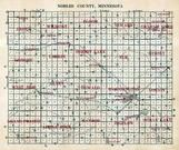 Nobles County Map, Nobles County 1935