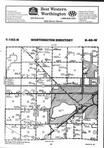 Map Image 001, Nobles County 1998 Published by Farm and Home Publishers, LTD