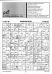 Map Image 011, Nobles County 1998 Published by Farm and Home Publishers, LTD
