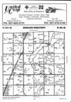 Map Image 013, Nobles County 1998 Published by Farm and Home Publishers, LTD