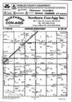 Map Image 020, Nobles County 1998 Published by Farm and Home Publishers, LTD