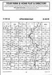 Map Image 026, Nobles County 1998 Published by Farm and Home Publishers, LTD