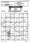 Map Image 033, Nobles County 1998 Published by Farm and Home Publishers, LTD
