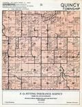 Quincy Township, Little Vallley, Olmsted County 1950c