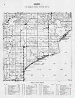 Amor Township, Walker Lake, Mud Lake, Twin Lakes, Pleasant Grove, Idledale park, Augustana Beach, Camp Lingerlong, Otter Tail County 1946