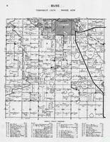 Buse Township, Fergus Falls, Pebble Lake, Iverson, Horse Shoe Lake, Otter Tail River, Otter Tail County 1946