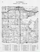 Clitherall Township, Crane Lake, Holo, Pete, Larson, Sundberg, Battle Lake, Otter Tail County 1946