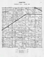 Compton Township, Bluff Creek, Leaf River, Oak Creek, Otter Tail County 1946