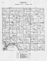 Corliss Township, Big Pine Lake, Jungle Shores, Evergreen Beach, Pine Lake, Bear Lake, Edna, Otter Tail County 1946