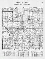 Dane Prairie Township, Swan Lake, Lye Lake, Indian, Bromseth, Fossen, Rosvold, Larson, Wall, Glorvigen, Otter Tail County 1946