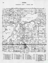 Edna Township, Dent, McDonald Lake, Paul, Wolf, Tenter, Rice, Kerbs, Grunard, Wendt, Mink Lake, Otter Tail County 1946