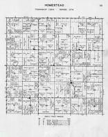 Homestead Township, Bluff Creek, Otter Tail County 1946