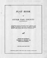 Title Page, Otter Tail County 1946