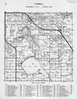 Tumuli Township, Ten Mile Lake, Mineral Lake, Clear, Hansel, Skavhaug, Madson, Dalton, Rose Lake, Otter Tail County 1946