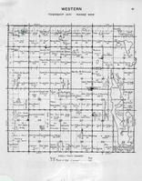 Western Township, Upper Lightning Lake, Otter Tail County 1946