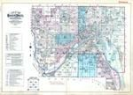 Inidex Map, Ramsey County - St. Paul and Suburbs 1928 Revised 1959