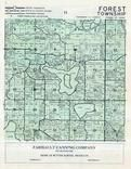 Forest Township, Millersburg, Rice County 1958