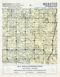 Webster Township, Rice County 1958