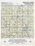Wheatland Township, Veseli, Lonsdale, Rice County 1958
