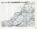 St. Lawrence Township, Scott County 1940c