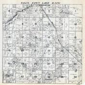 Fawn Lake Township, Philbrook, Todd County 1920