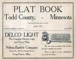 Title Page, Todd County 1920