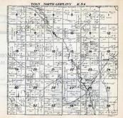 North Germany Township, Metz, Red Eye River, Wadena County 1920c
