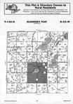 Map Image 015, Wadena County 2005