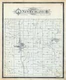 New Richland Township, Norwegian Lake, Waseca County 1896
