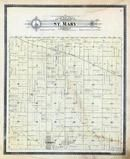 St Mary Township, Waseca County 1896