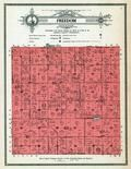 Freedom Township, Alma City, Waseca County 1914