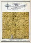 St Mary Township, Waseca County 1914